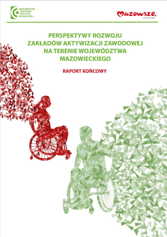 Okładka raportu ZAZ