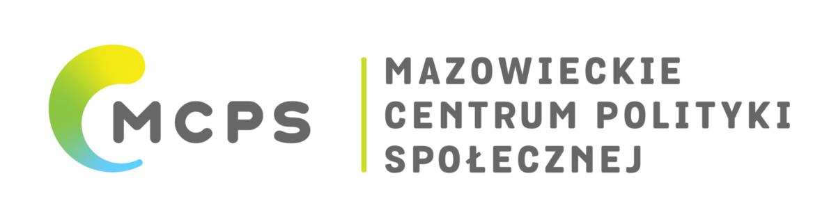 Logo rozszerzone MCPS gradient