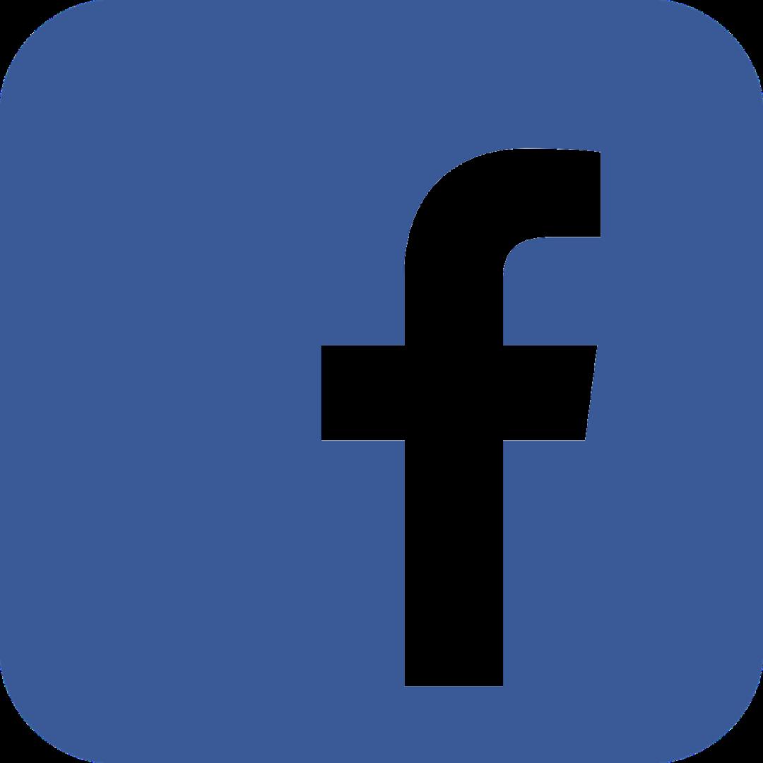 Logotyp portalu facebook.com