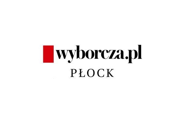 Logotyp Gazety Wyborczej - Tygodnik Płock