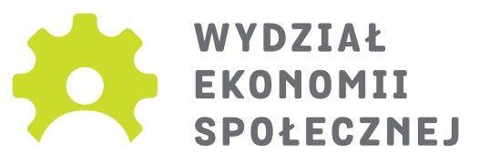 Logotyp wydziału ekonomii społecznej